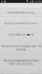 Download Fonts Love for FlipFont® Free 9.09.0 APK