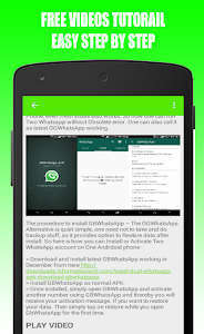 Download Free Dual GbWhatsapp Guide 1.0.0 APK