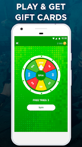 screenshot of Free Gift Cards: Play and Get Reward version 1.0.1