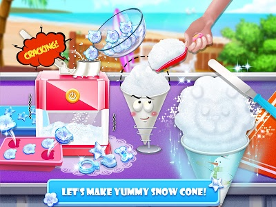 Download Snow Cone Maker - Frozen Foods 1.0.7.0 APK