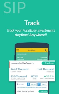 Download Fund Easy- Mutual Funds and SIP 3.6 APK