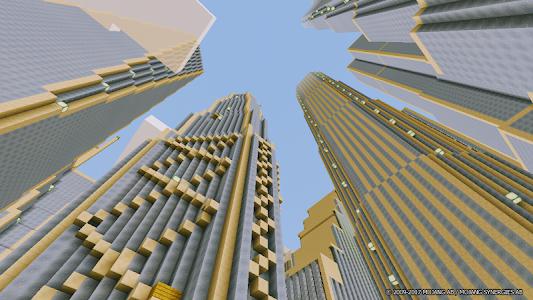 Download Futuretroplis City map for Minecraft 103 a. APK