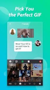 screenshot of GO Keyboard Pro - Emoji, GIF, Cute, Swipe Faster version 1.60