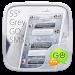 Download GO SMS PRO 55° GREY THEME 1.0 APK