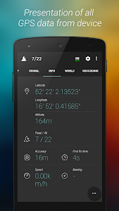 Download GPS Data - location status fix 3.6.0 APK