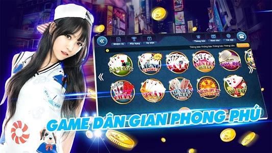 screenshot of Game bai doi thuong tu dong - Game danh bai online version 1.2