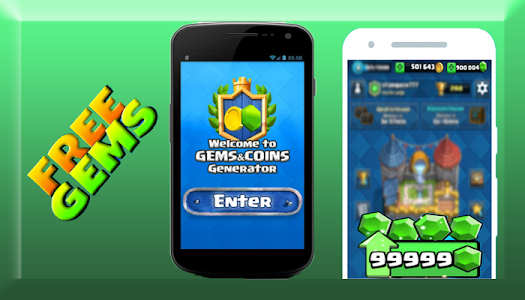 Download Gems Chest Clash Royale Prank! 2.0 APK