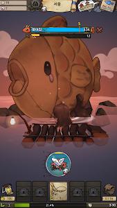 screenshot of Girl Adrift version 1.242