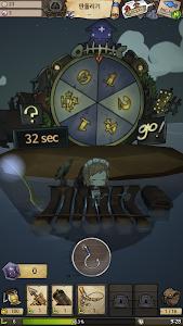 screenshot of Girl Adrift version 1.24