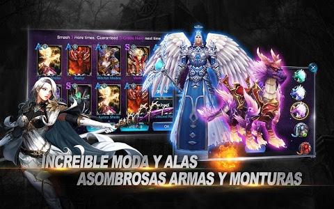 screenshot of Goddess: Primal Chaos - MMORPG de acción 3D version 1.81.19.060800