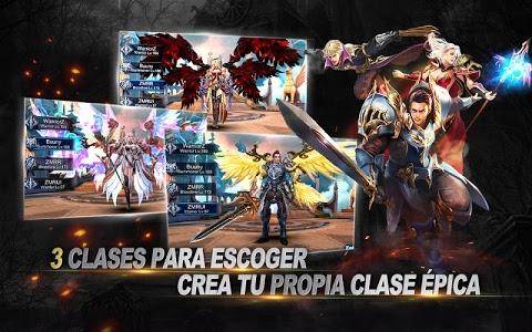 screenshot of Goddess: Primal Chaos - ES Free 3D Action MMORPG version 1.81.18.1111