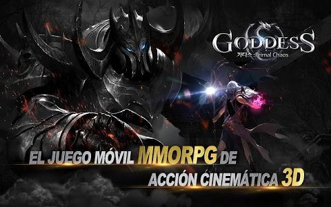 screenshot of Goddess: Primal Chaos - MMORPG de acción 3D version 1.81.18.011900