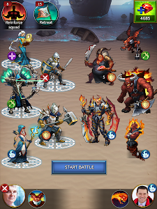 Download Gods and Glory: War for the Throne 3.6.7.4 APK
