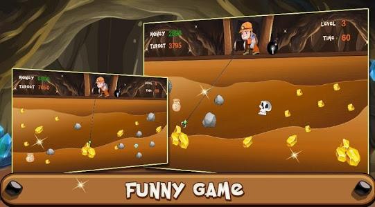 screenshot of Gold Miner version 1.0.3