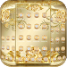 Download Gold Rose Theme Royal Gold 1.1.3 APK