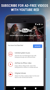 screenshot of Google Play Music version Varies with device