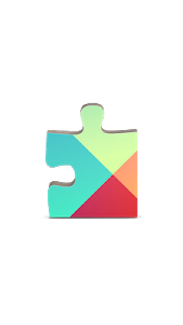 screenshot of Google Play services version Varies with device