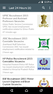 Download Govt Job Alert Sarkari Naukri 2.5 APK