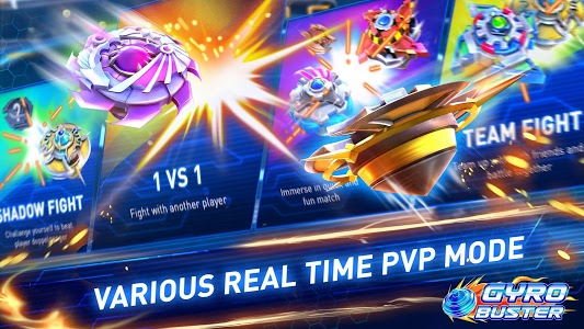Download Gyro Buster 1.110 APK