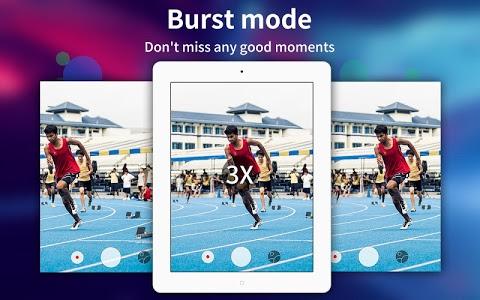 screenshot of HD Camera Pro & Selfie Camera version 1.1.6