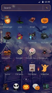 Download Halloween Night Theme 2018 New 1.1.8 APK
