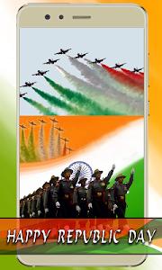 Download Indian Flag DP Maker Photo Frame 2018 1.4 APK