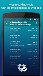 Download Hi-Q MP3 Voice Recorder (Free) 2.4.1 APK