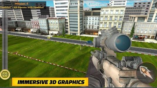 screenshot of Highway Sniper Shooter version 2.3