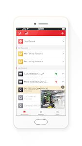 screenshot of Hik-Connect version 3.7.2.0111