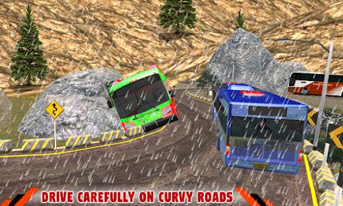 Download Modern Bus Drive :Hill Station 1.9 APK