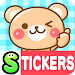 Download Honorific Bear Stickers Free 1.1.5 APK