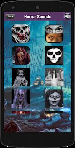 screenshot of Horror Sounds version FullVersion_V18