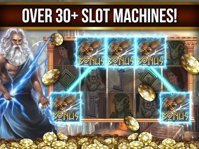 screenshot of Slots: Hot Vegas Slot Machines Casino & Free Games version 1.160