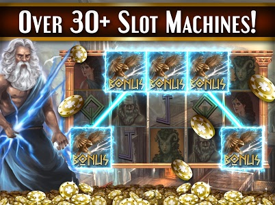 screenshot of Slots: Hot Vegas Slot Machines version 1.127