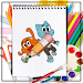 Download How to Draw Gumball 1.0 APK