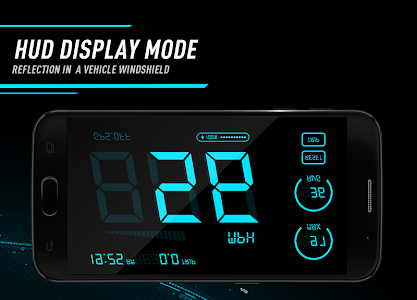 Download Hud Speedometer - Car Speed Limit App with GPS 1.5 APK
