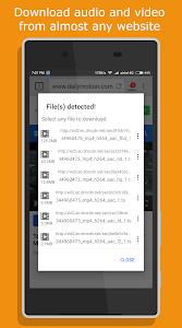 screenshot of IDM: Free Video, Movie, Music & Torrent downloader version 9.4.3