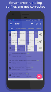 Download Download Manager: Upto 500% fast downloader 8.2.1 APK