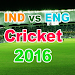 Download IND vs ENG 2017 Live-Cricket 1.0 APK