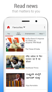 screenshot of India News - Breaking News version 3.0.3