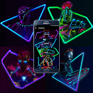 Download Infinity Arts Avengers Infinity War Hd Wallpapers 1 10 Apk