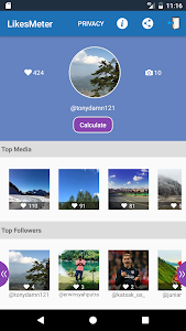 Download InstaLikes Meter for Instagram 1.1.1 APK