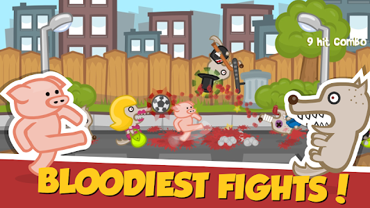 screenshot of Iron Snout - Epic Pig Fighting Game version 1.0.31