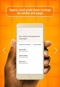 screenshot of Itaú Light version Varies with device