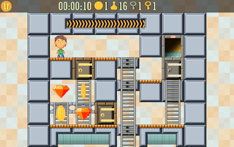 screenshot of Jack Adventures version 1.9.10