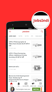 Download Sarkari Naukri (Jobsindi) - Latest Goverment Jobs 1.0.11 APK