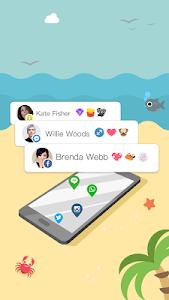 screenshot of KK Emoji Name + Contact version 1.2.2