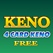 Download Keno 4 Multi Card Vegas Casino 1.0 APK