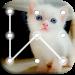 Download Kitty Cat Pattern Lock Screen 3.8 APK