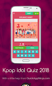 Download Kpop Idol Quiz 2018 3.4.7z APK